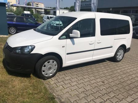 VW Caddy Maxi Team